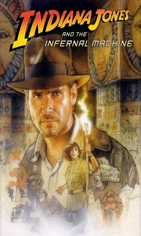 42+ Indiana Jones iPhone Wallpaper on WallpaperSafari