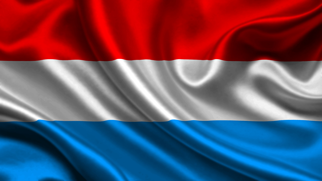 Photos Luxembourg Flag Stripes 1280x720
