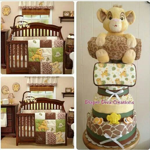 100 Lion King Nursery Ideas 34