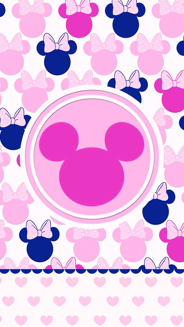48 Minnie Mouse Wallpaper For Iphone On Wallpapersafari