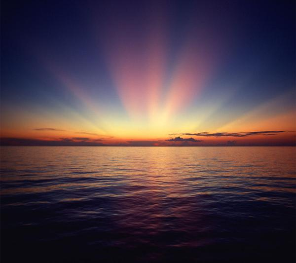 Hd Ocean Wallpaper: Awesome Sunrises Wallpaper