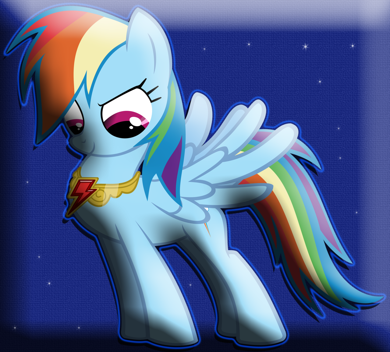 Rainbow Dash Wallpaper HD