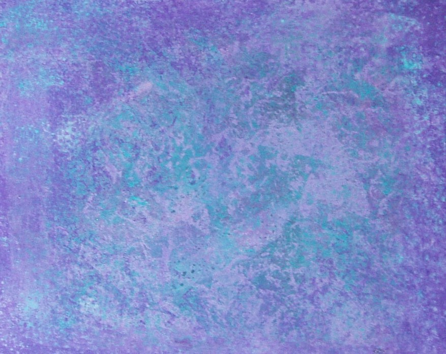 Aqua Blue Chevron Background