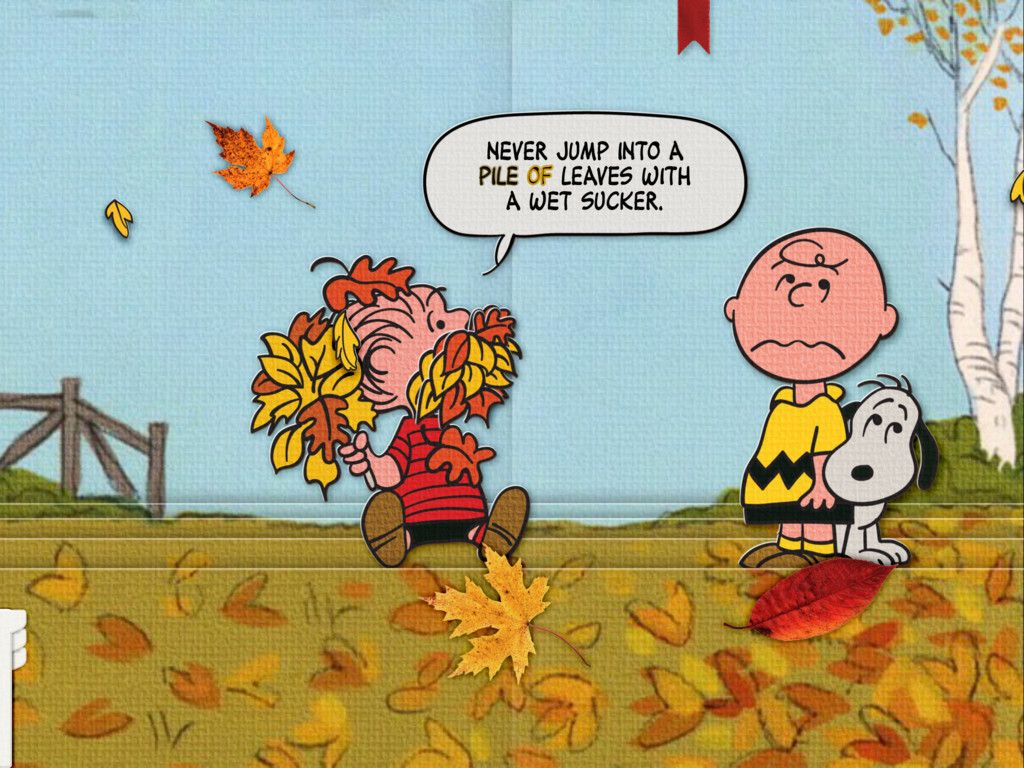 Free Download Great Pumpkin Charlie Brown Wallpapers 1024x768