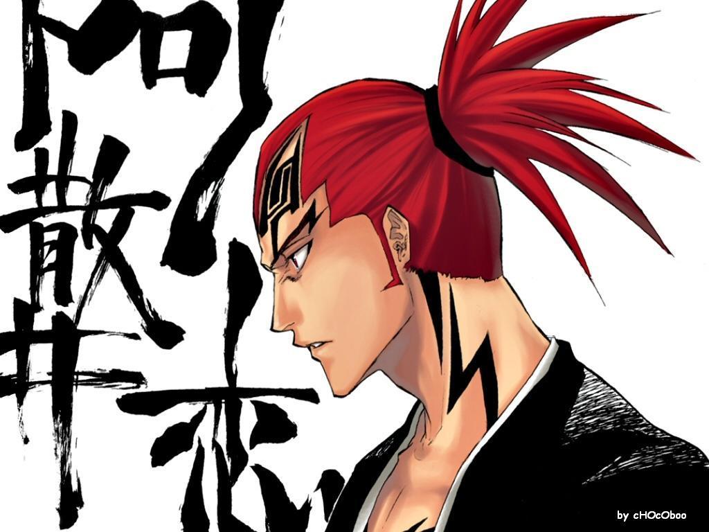 Renji Abarai   Renji Abarai Fan Art 36559464 1024x768