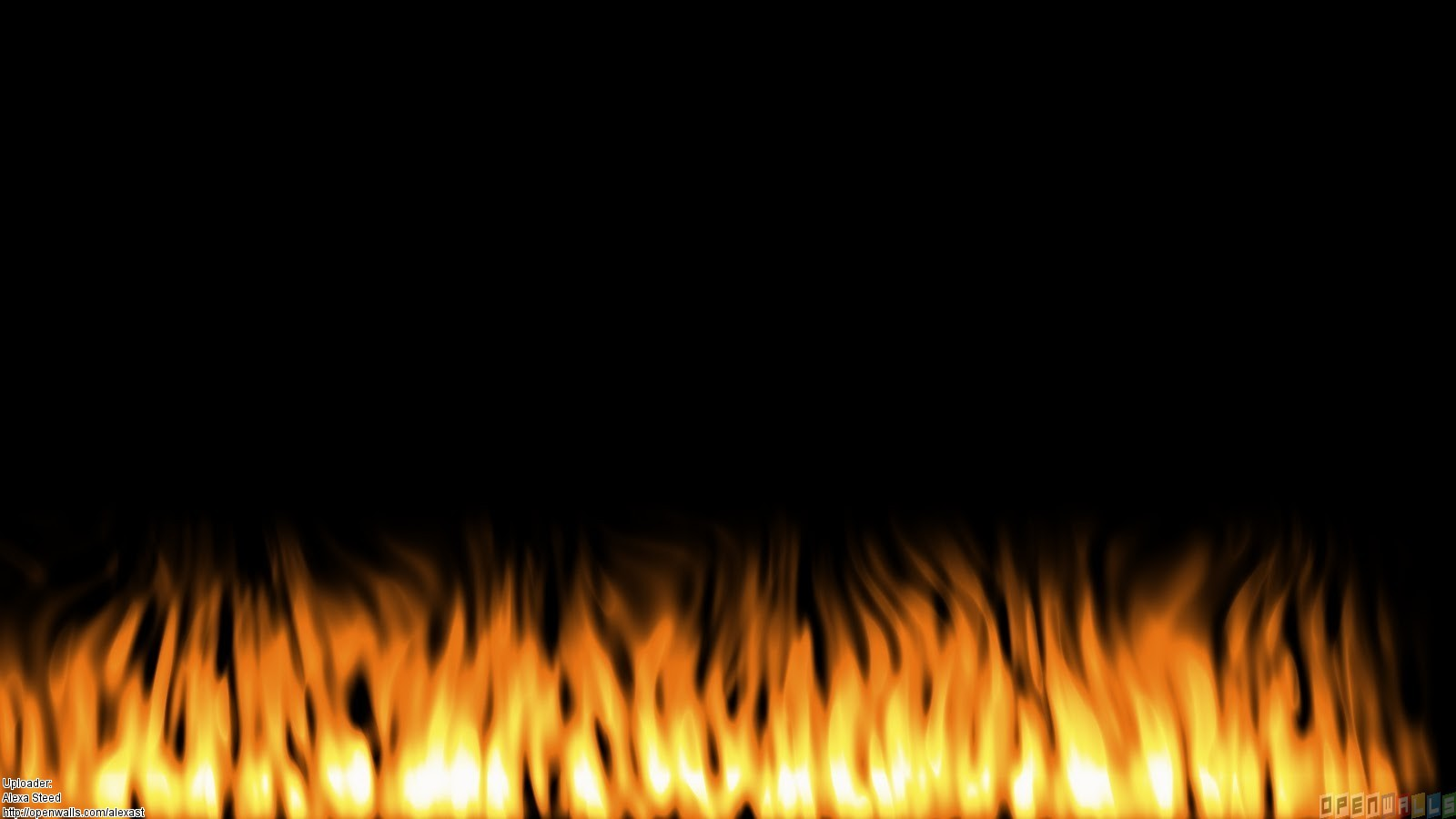 75 Flames Background On Wallpapersafari