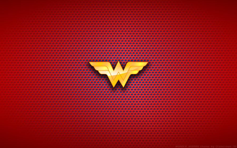 Wallpaper   Wonder Woman Logo by Kalangozilla 900x563