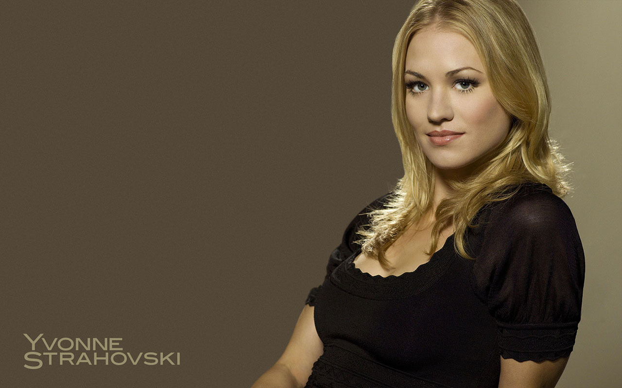 Gallery For gt Yvonne Strahovski Wallpaper Chuck 1280x800