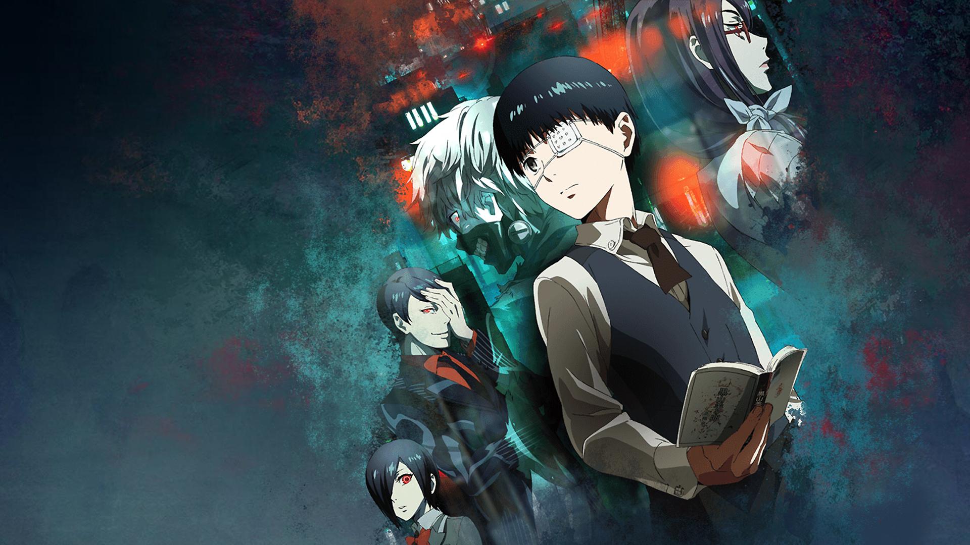 Tokyo Ghoul Anime HD Wallpaper 1920x1080