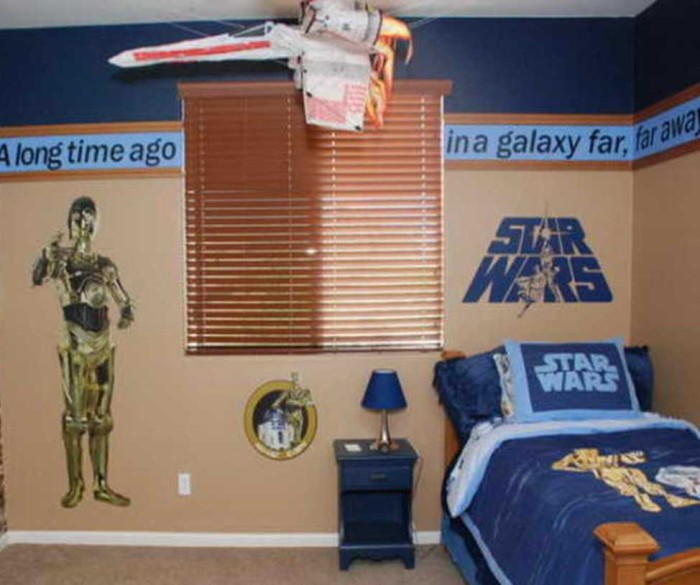 Star Wars Bedroom Ideas For Kids Francescagino Home Inspiration 700x585
