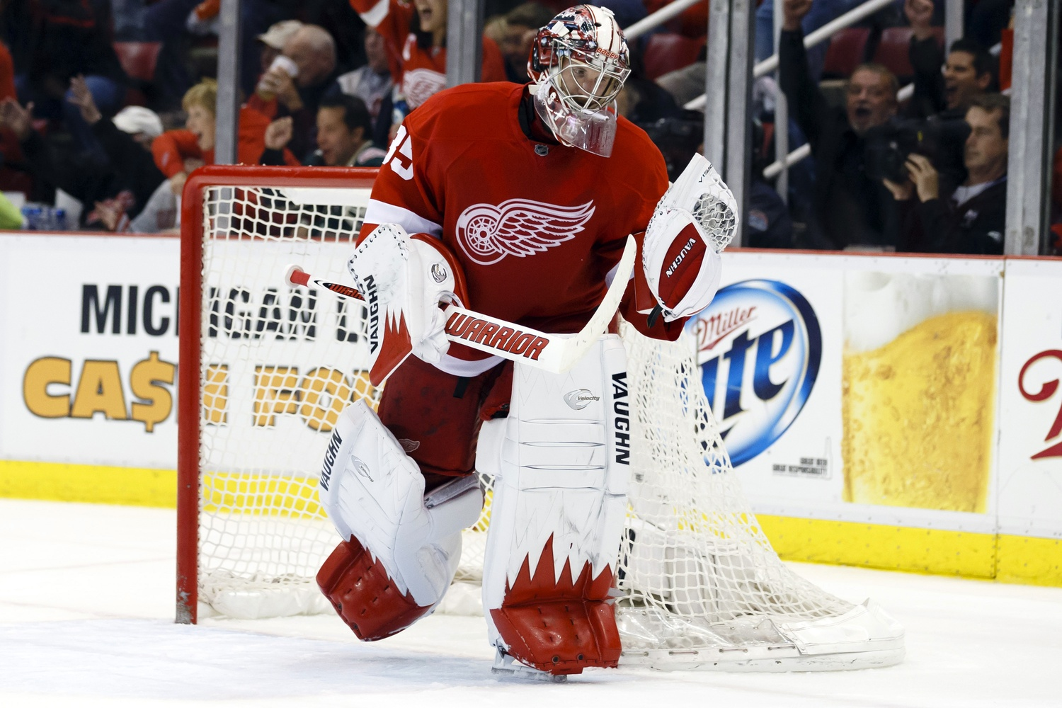 Jimmy Howard Jimmy howard detroit red 1500x1000