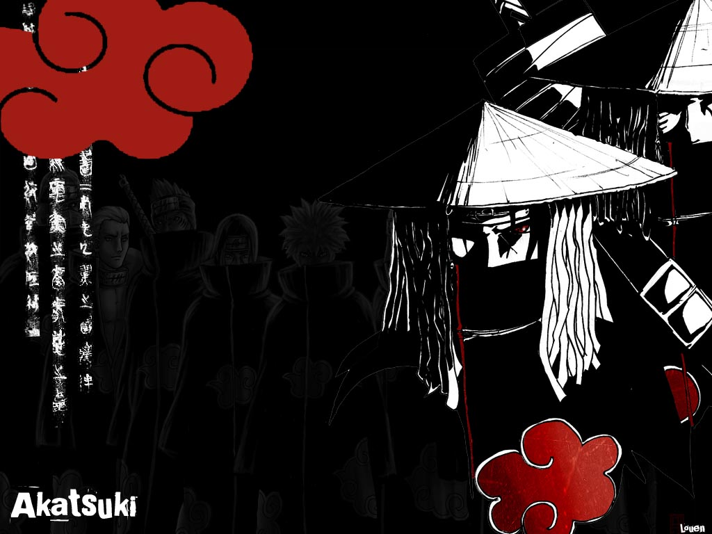 77+] Akatsuki Wallpaper Hd on WallpaperSafari