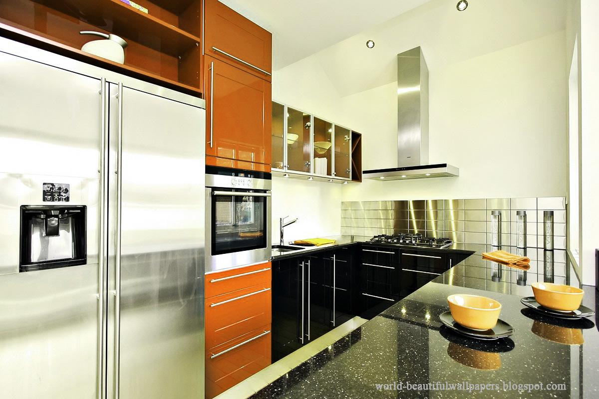 Beautiful Wallpapers kitchen Interior wallpaper 1200x800