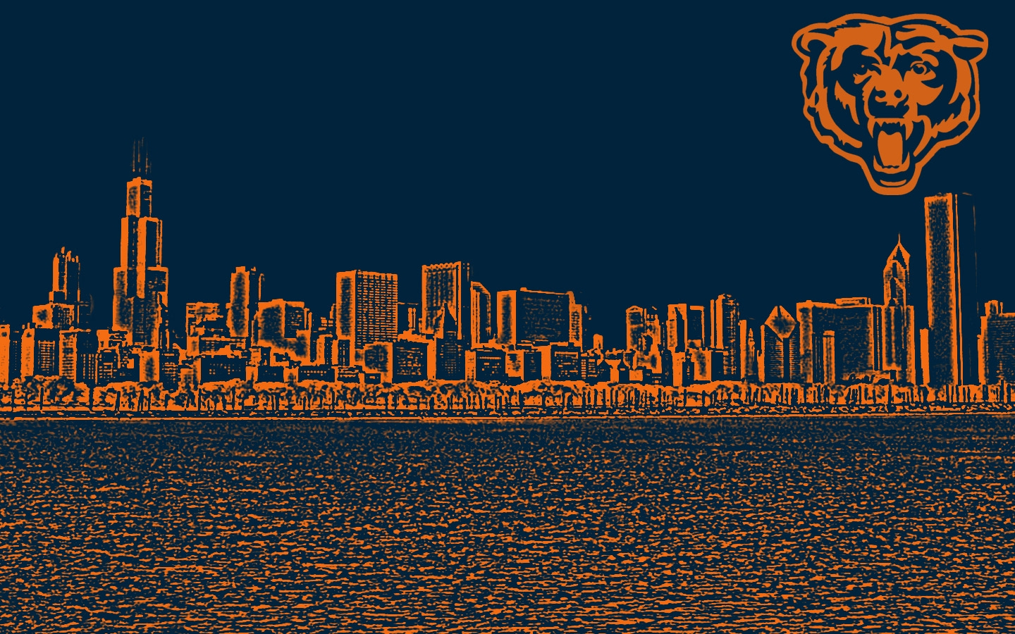 Chicago Bears HD images Chicago Bears wallpapers 1440x900
