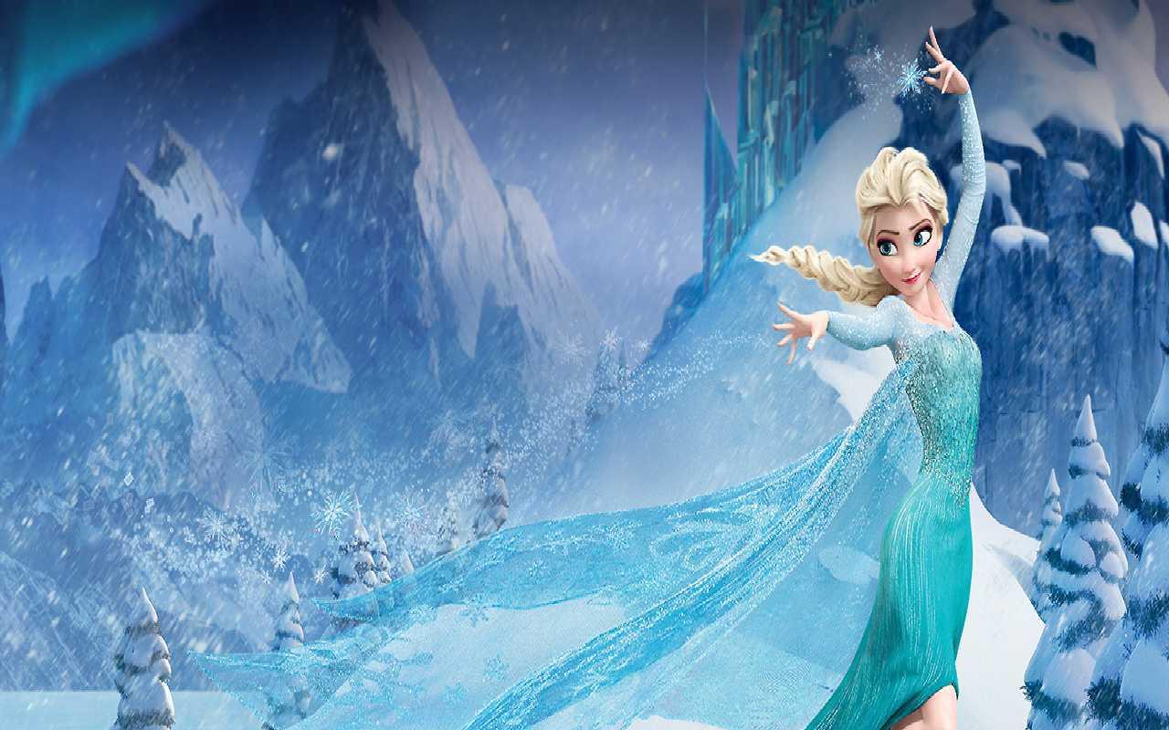 Elsa   Elsa the Snow Queen Wallpaper 35776740 1280x800