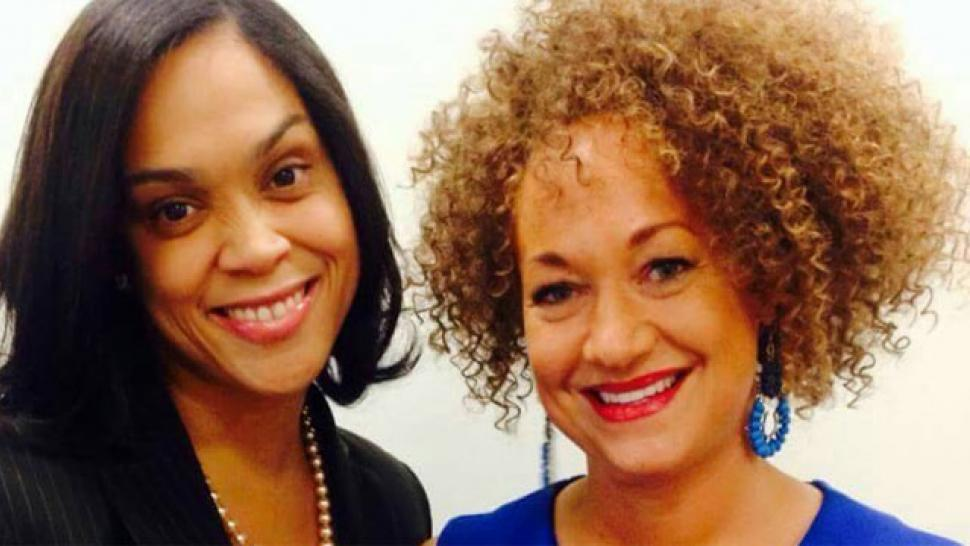 NAACP Leader Rachel Dolezal Speaks Out I Do Consider Myself to 970x546