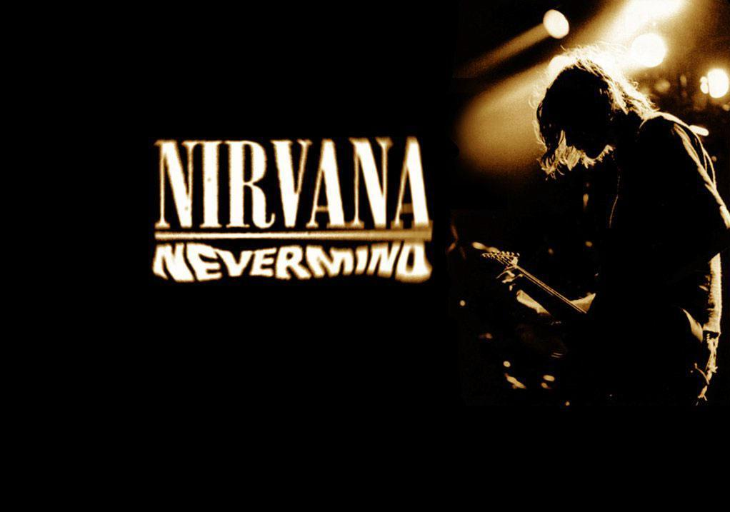 Nirvana Nevermind Wallpaper 1022x717