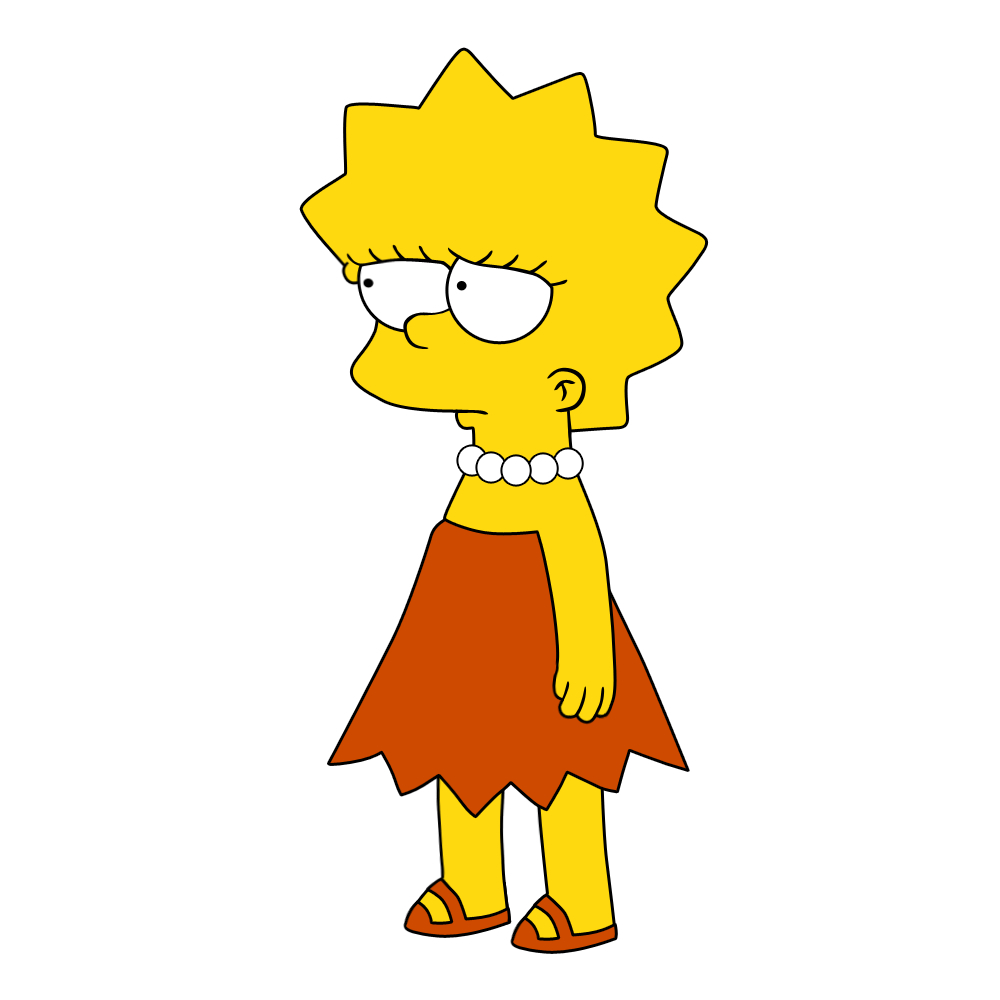 Free Download Lisa Simpson Simpsons Wallpapers Wallpapers
