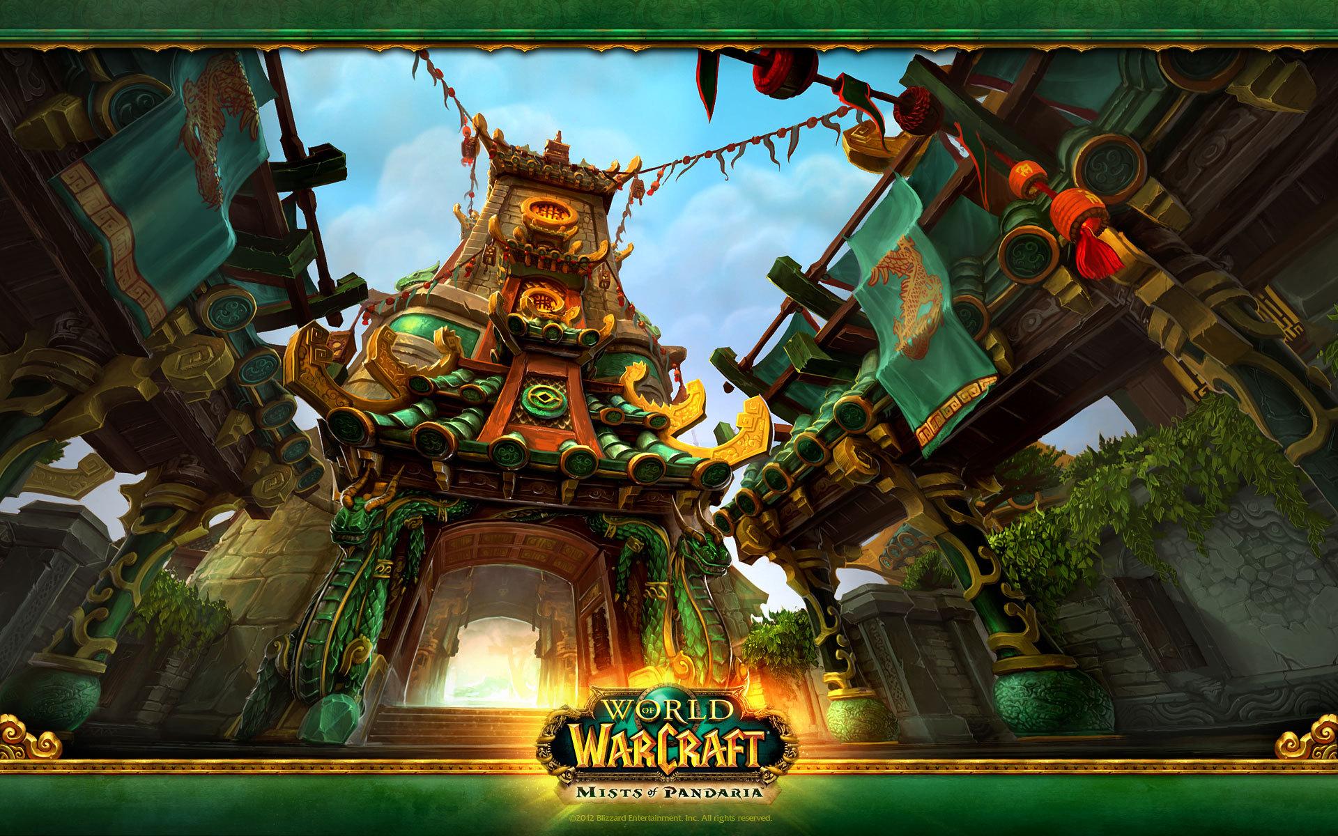 Wallpaper wow panda world of warcraft wallpapers games   download 1920x1200