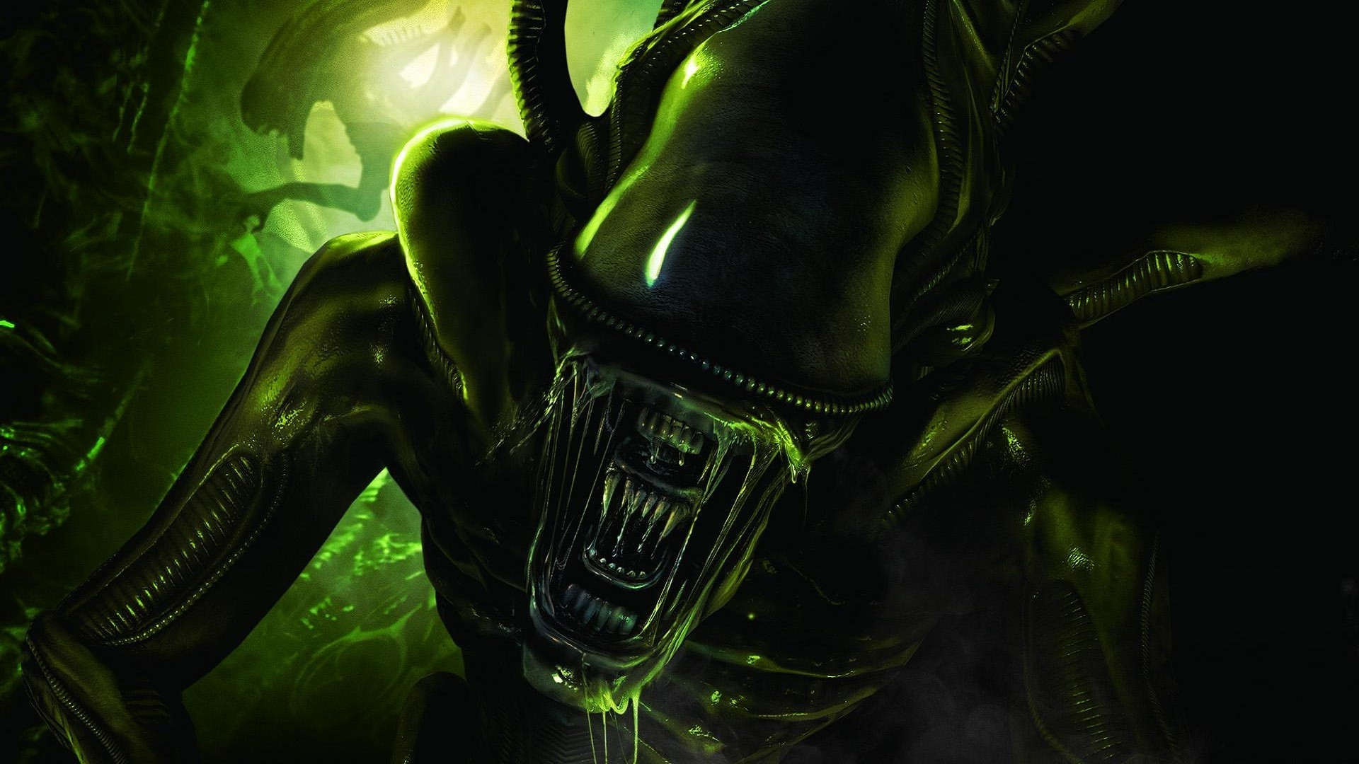 Alien wallpaper 5819 1920x1080