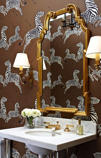 Crazy Wonderful DIY temporary wallpaper 408x640