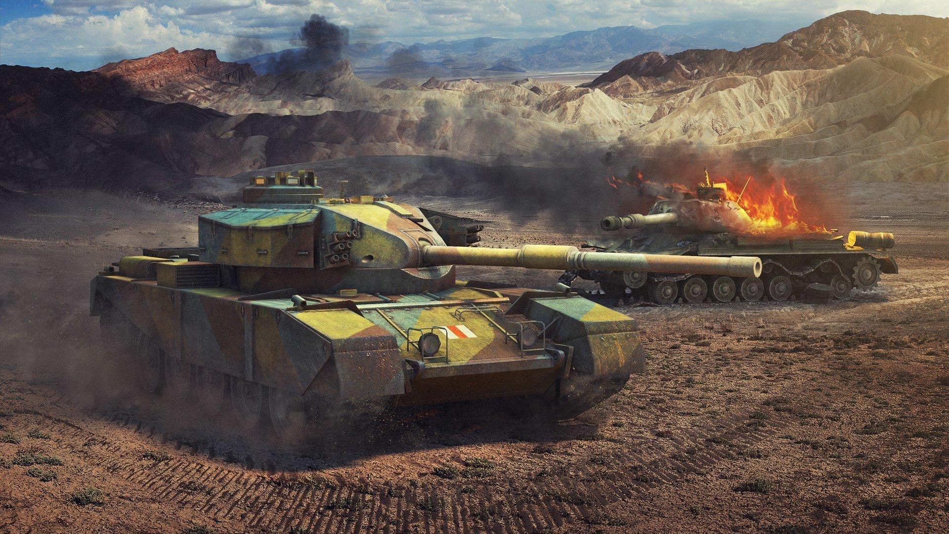 World of Tanks Wallpaper 1920X1080 - WallpaperSafari