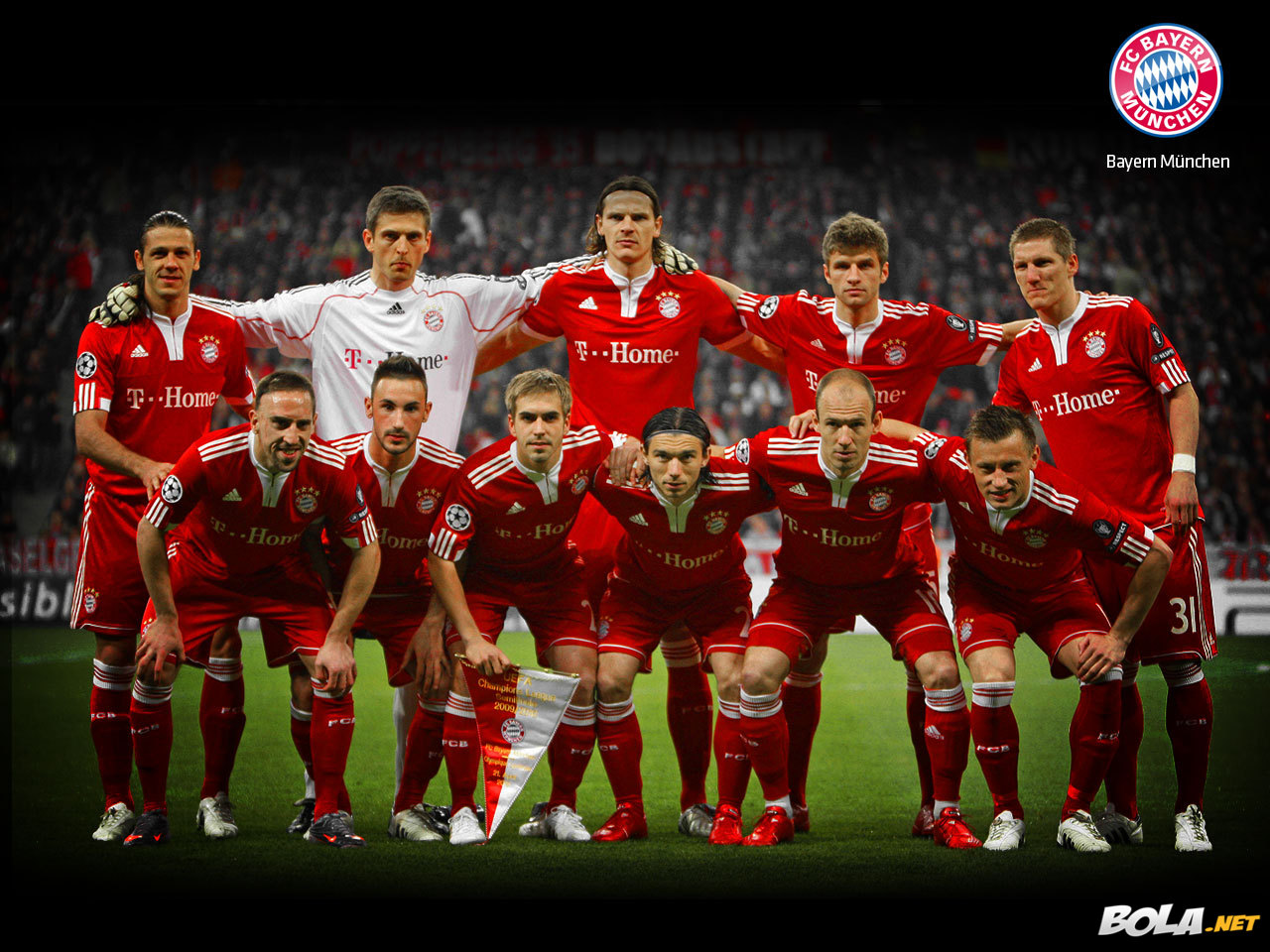 49+ FC Bayern Munich Wallpaper on WallpaperSafari