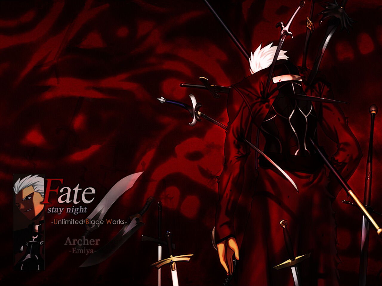 26 FateStay Night Unlimited Blade Works HD Wallpapers 1280x960