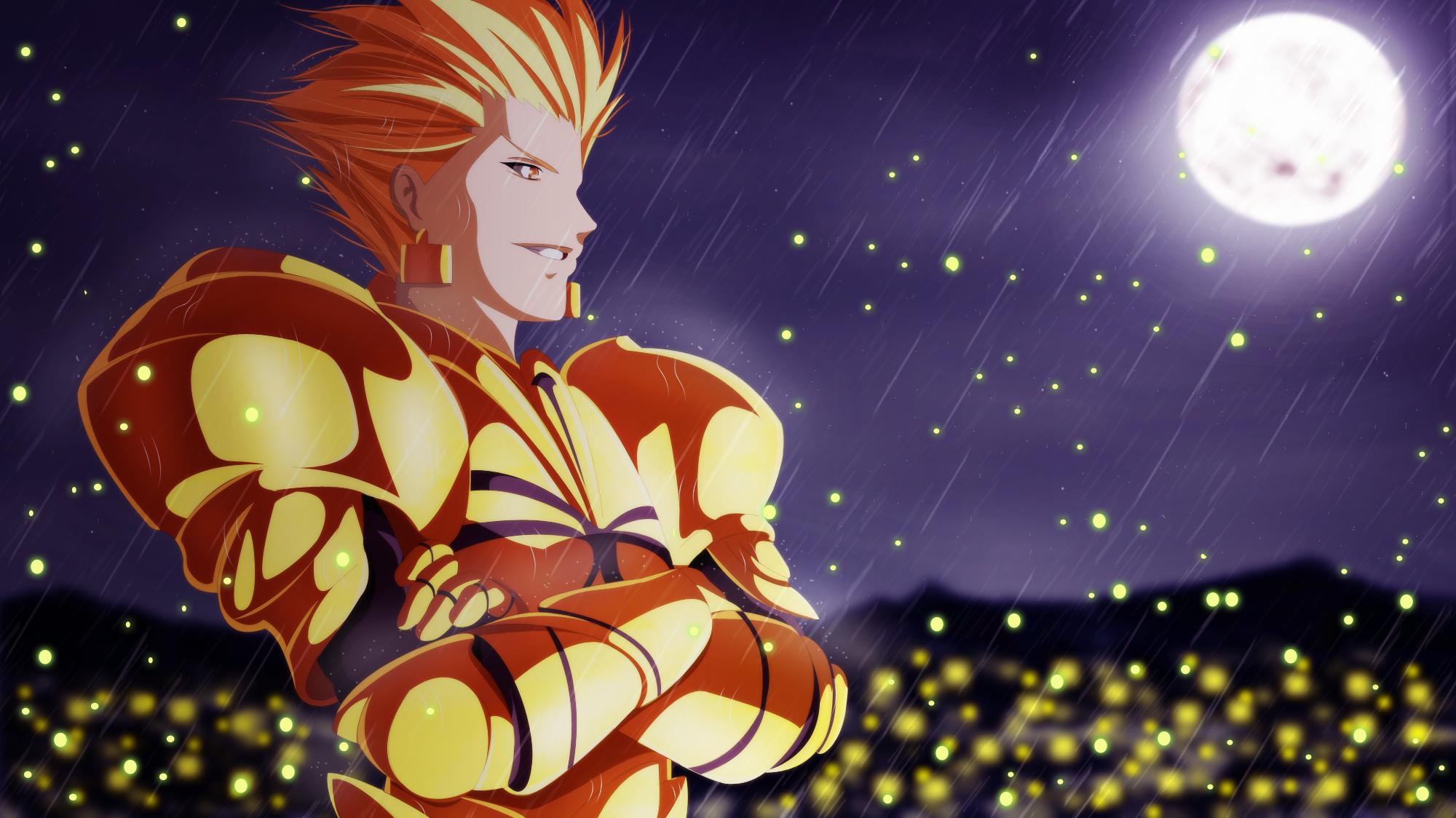 Fate Zero   Gilgamesh 002 by Grimm6Jack 2000x1124
