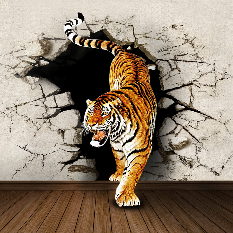 Tiger Murals Promotion Online Shopping for Promotional Tiger Murals on 800x800