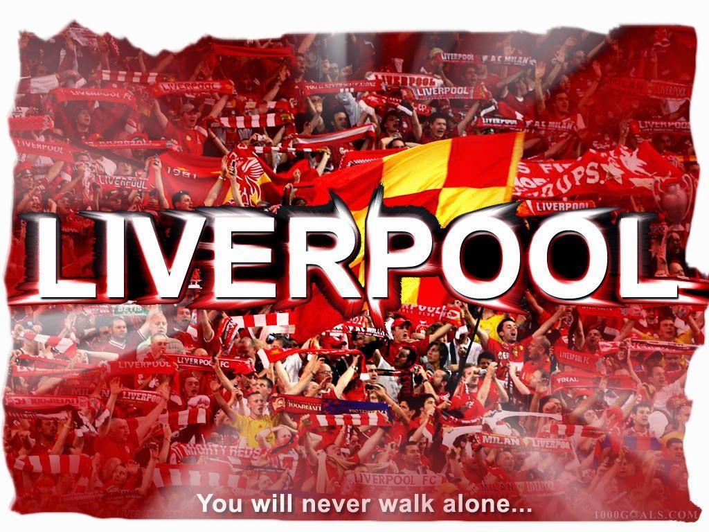 Wallpapers Logo Liverpool 2017 1024x768