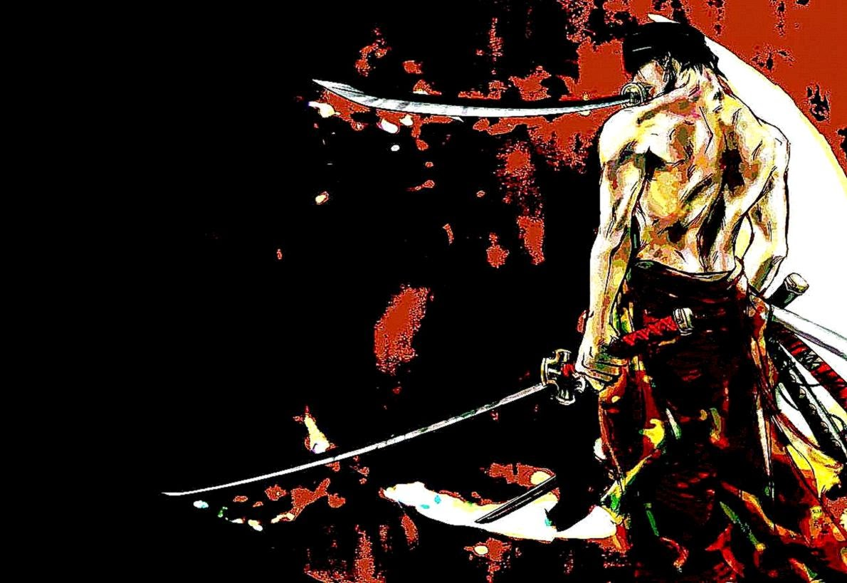 Epic Zoro Wallpaper