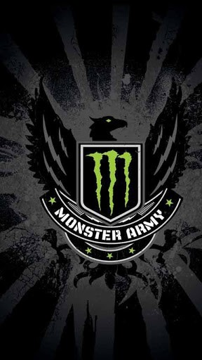 View bigger   Monster Energy Live Wallpaper for Android screenshot 288x512