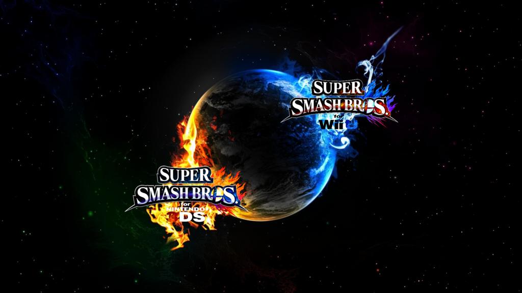 Free download Super Smash Bros Wii U3DS Logo Wallpaper 19 by