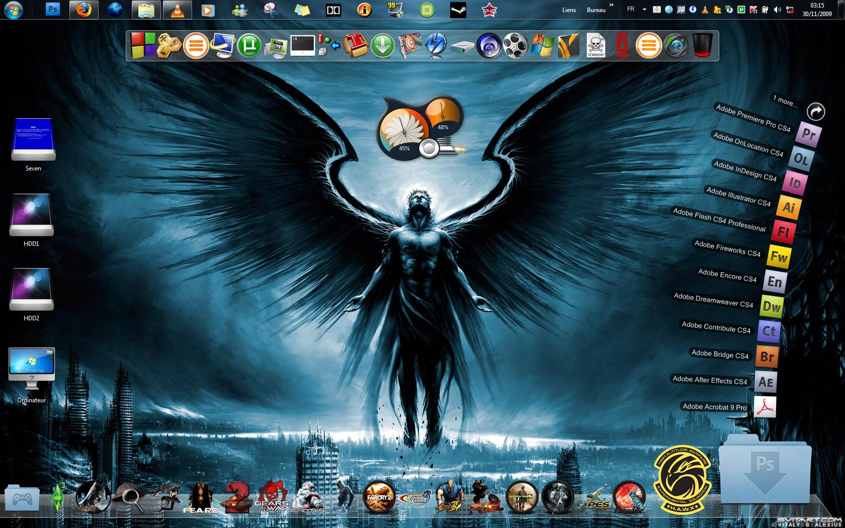 Dow Wallpaper Desktop httpre downloadsinfoWallpapers Windows 7 1680x1050
