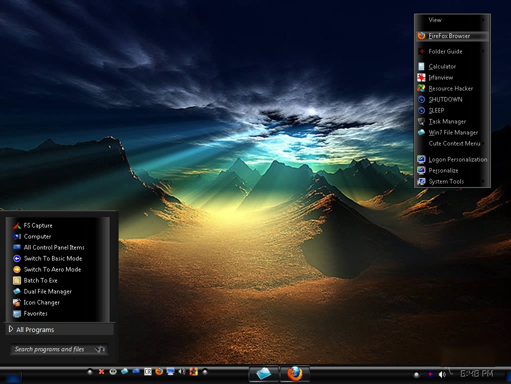Windows 7 Themes Desktop Wallpapers and Themes   Part 2 1021x768