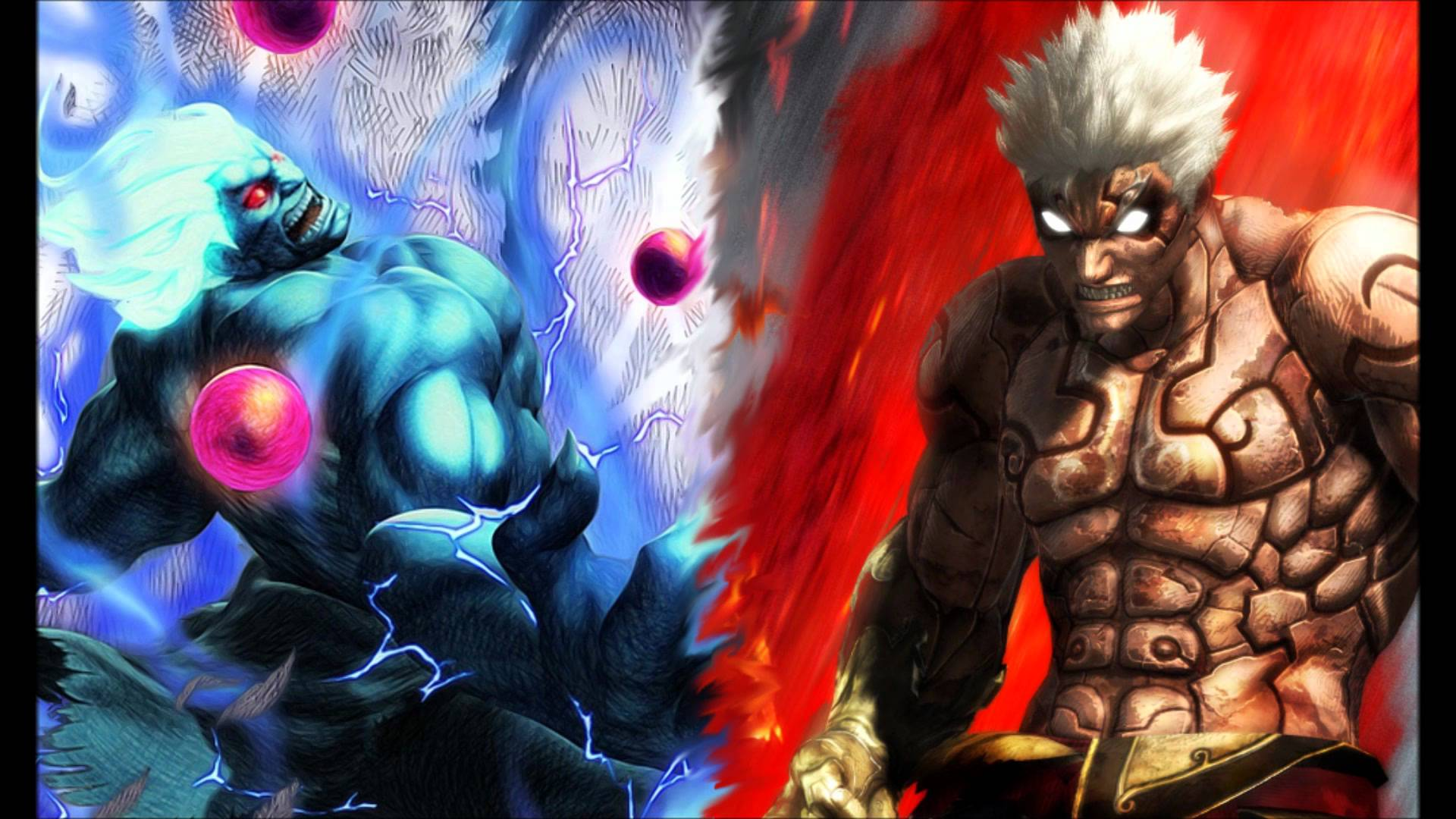 Oni Wallpaper Street Fighter Oni Akuma Wallpaper - ...