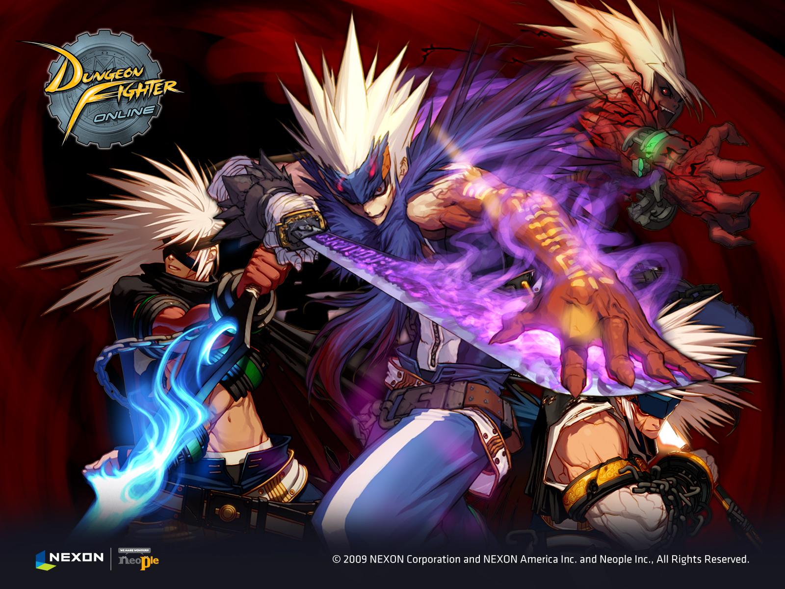 Wallpaper del videojuego Dungeon Fighter Online 1600x1200
