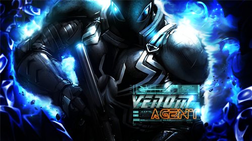 Agent Venom Wallpaper Wallpapersafari