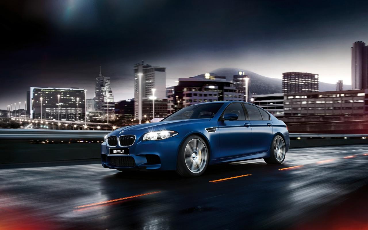 2015 BMW M5 F10 Wallpaper HD Car Wallpapers 1280x800