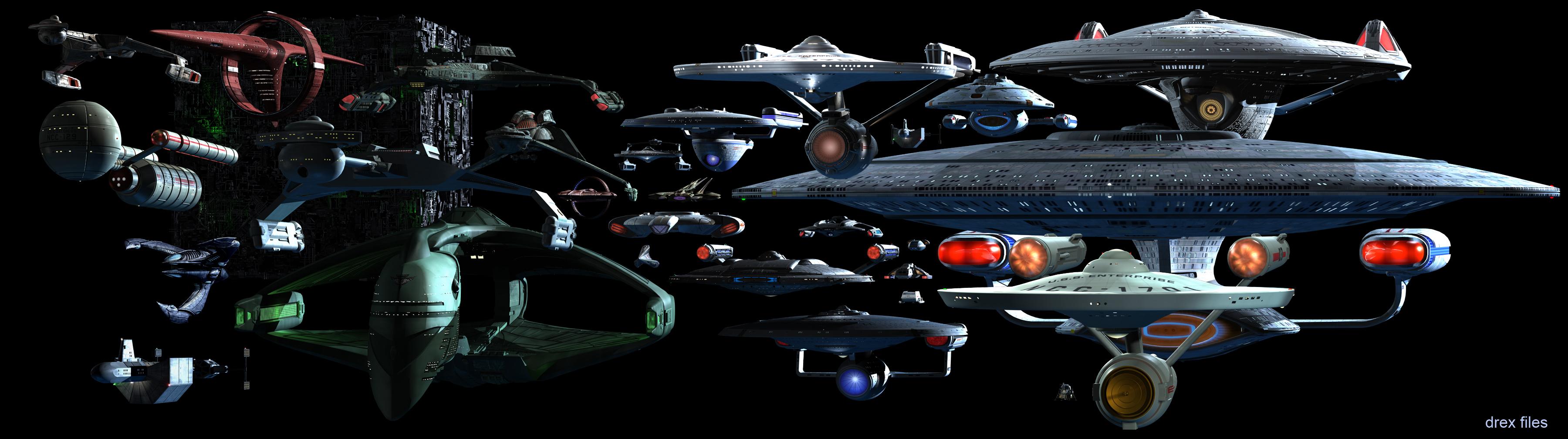 47 Dual Monitor Star Trek Wallpaper On Wallpapersafari