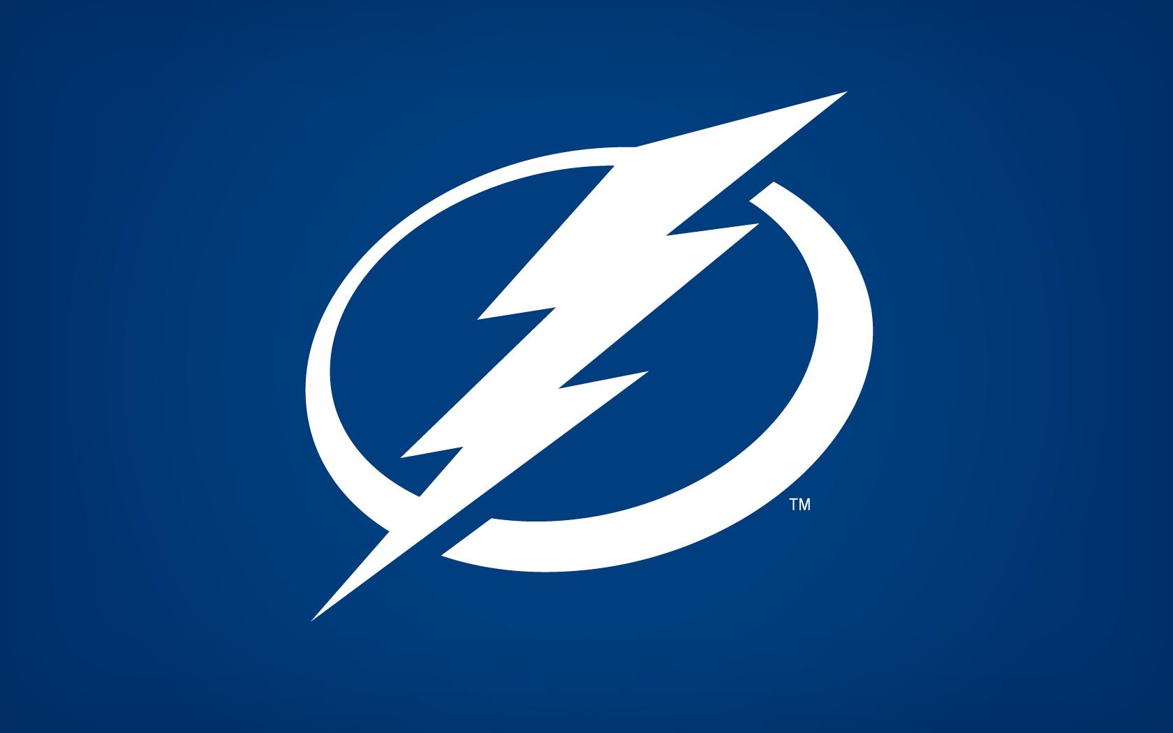 TBL Logo Wallpaper   Tampa Bay Lightning Wallpaper 28452465 1680x1050