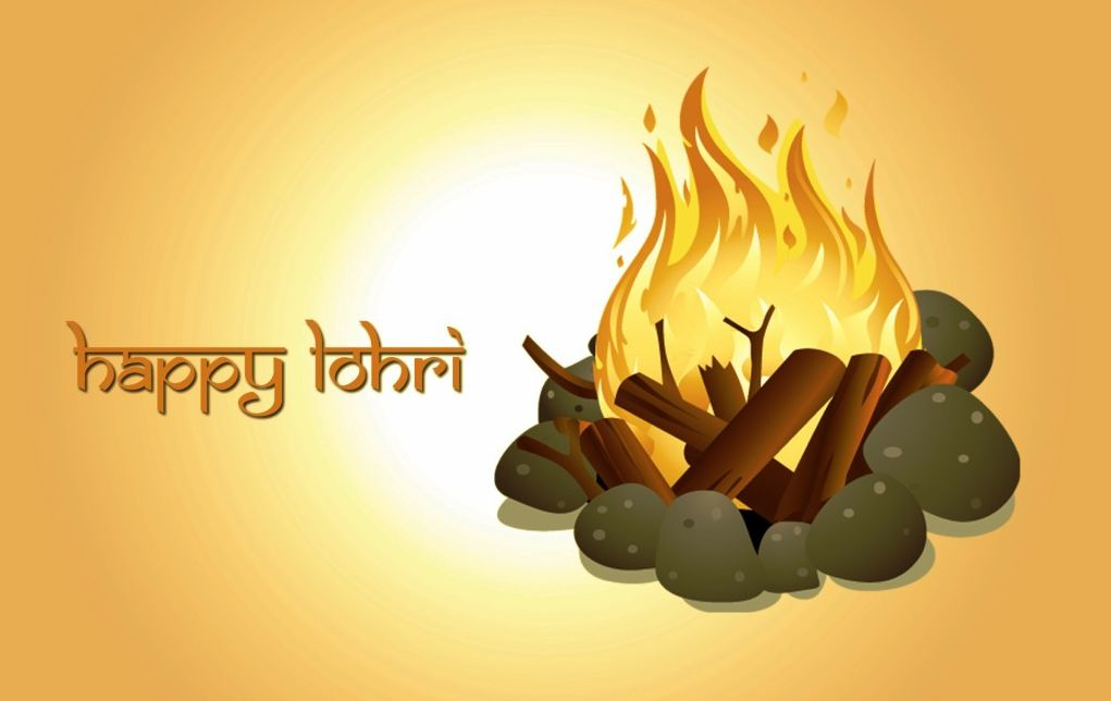 Happy Lohri 2020 Wishes Images Quotes Status Messages Images 1021x644