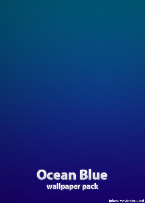Ocean Blue wallpaper by MDGraphs on deviantART