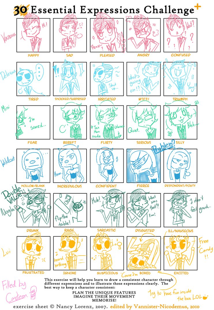Essential Expressions Challenge Banana Bus Crew by PowerUPCanteenPFDA 742x1076