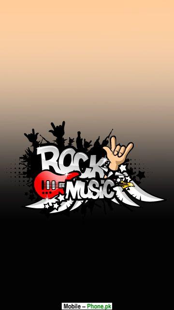 rock music wallpapers 360x640