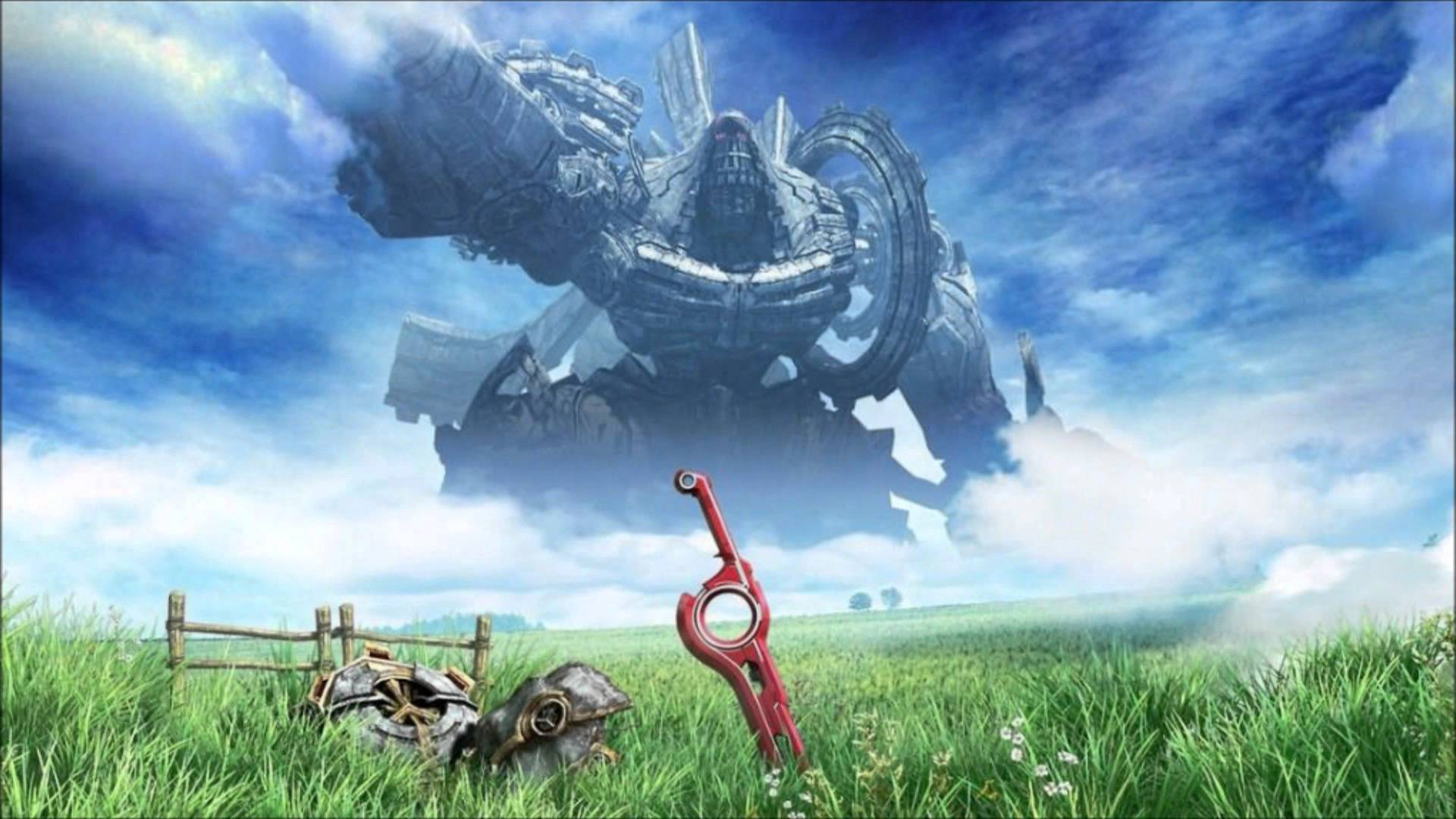 Xenoblade Chronicles Wallpapers 4USkYcom 1920x1080
