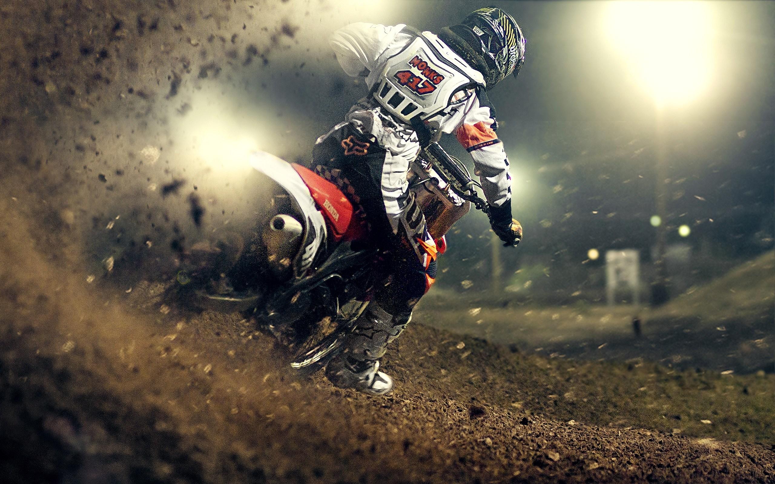Motocross Wallpaper Hd Wide Wallpaper Gallery 2560x1600