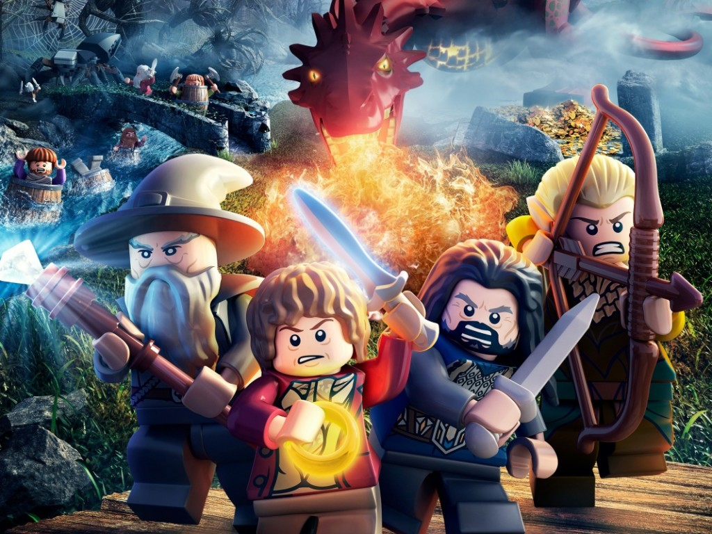 LEGO The Hobbit Game Fondos de Pantalla   Imagenes Hd  Fondos gratis 1024x768