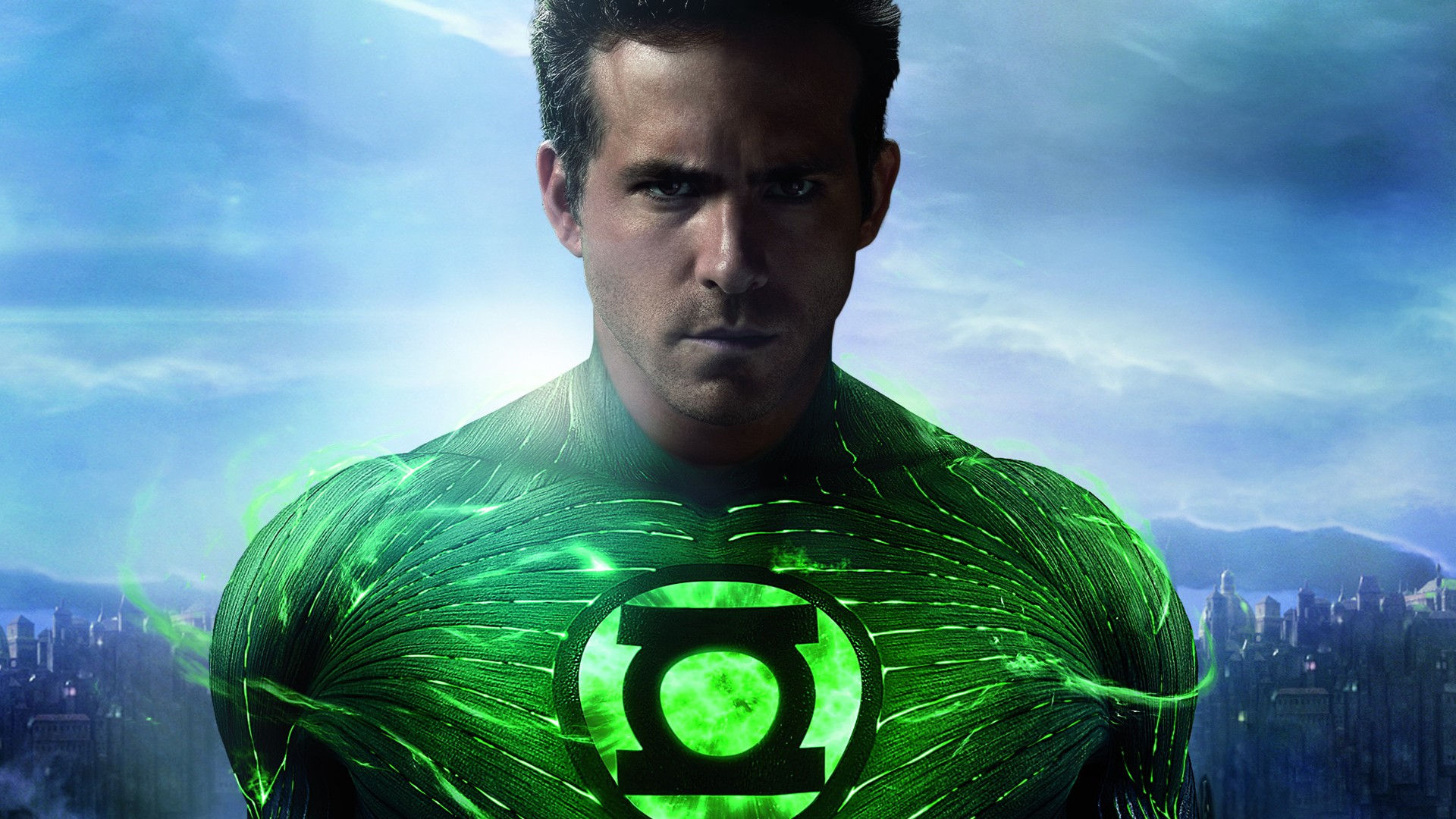Green Lantern Wallpaper HD 1920x1080